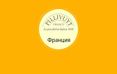 Цветная посуда Pillivuyt