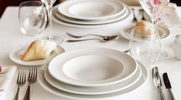 Посуда для отелей