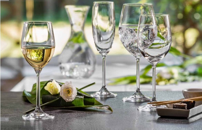 Бокалы под вино Crystalex